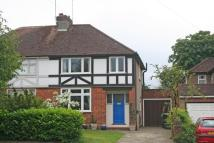 3 bedroom semi detached home to rent in Beech Road, St. Albans...