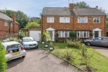3 bedroom semi detached home to rent in Pickford Road, Markyate...