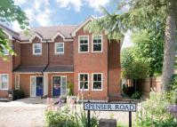 4 bed semi detached house to rent in Spenser Road, Harpenden...