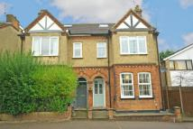 4 bed semi detached house in Coleswood Road...