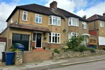 semi detached home in Hillside Gardens