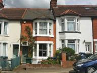 Terraced house in Puller Road, Barnet