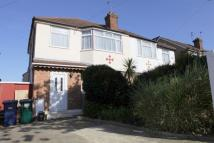 semi detached property in Leeside, Barnet