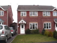 semi detached home in Ravenna Way, Meir Hay ST3