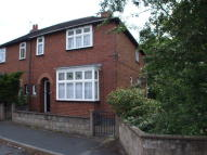 Riseley Road semi detached house to rent