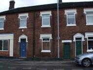 Terraced house in Belgrave Road...