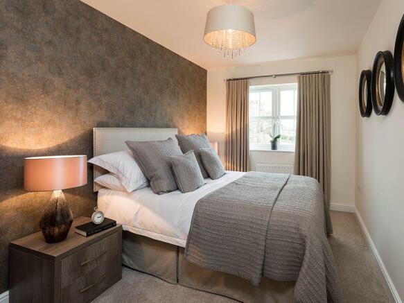 Superb bedroom