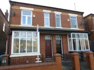 3 bedroom semi detached house in Seaford Road, Manchester...