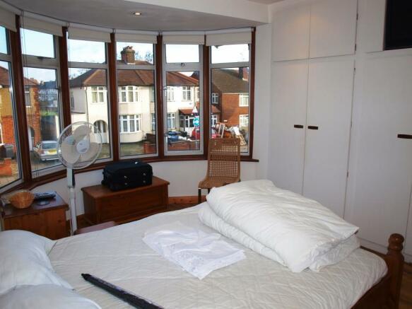 7 Berleley road bed