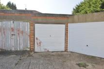 Garage in Lilburne Avenue, Norwich...