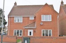 4 bed Detached property in Hall Road, Norwich, NR1