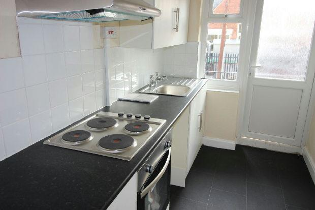 Refitted kitchen pic