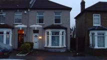 Spencer Road End of Terrace property to rent