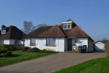 Tonbridge Detached Bungalow to rent