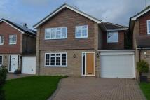 4 bed Detached house for sale in Sullivan Road, Tonbridge