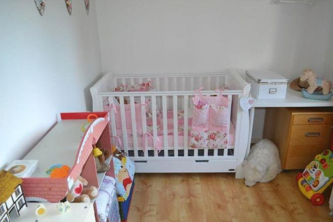 Nursery-bedroom