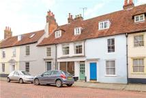 3 bedroom Terraced house for sale in Westgate, Chichester...