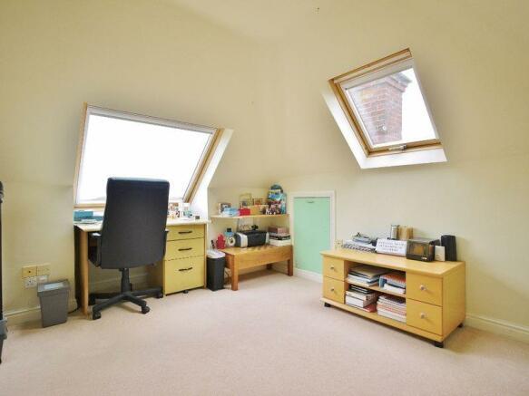 Bedroom 4 used...