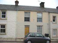 Flat to rent in Main Street, Abernethy...