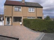 Edmonstone Drive semi detached property to rent