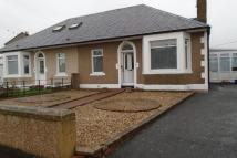 2 bedroom Semi-Detached Bungalow to rent in West Craigs Crescent...
