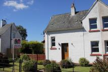 Semi-detached Villa for sale in Lomond Terrace, Balfron...