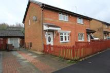 2 bed semi detached property in Summerhill Drive...