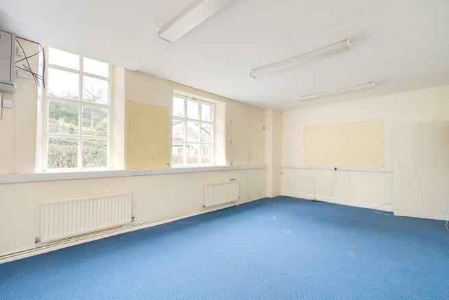 Former classroom