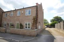 3 bed semi detached property for sale in Church Hill, Spofforth...