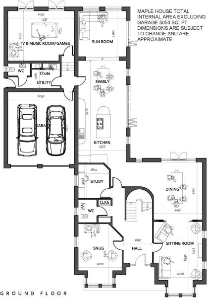 Ground Floor F/P