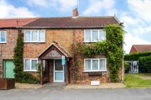 semi detached house in The Cottages, Pickhill...