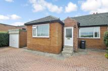 Bungalow for sale in Elm Road, Ripon...