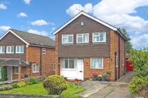 3 bedroom Detached property for sale in Mill Close, Spofforth...
