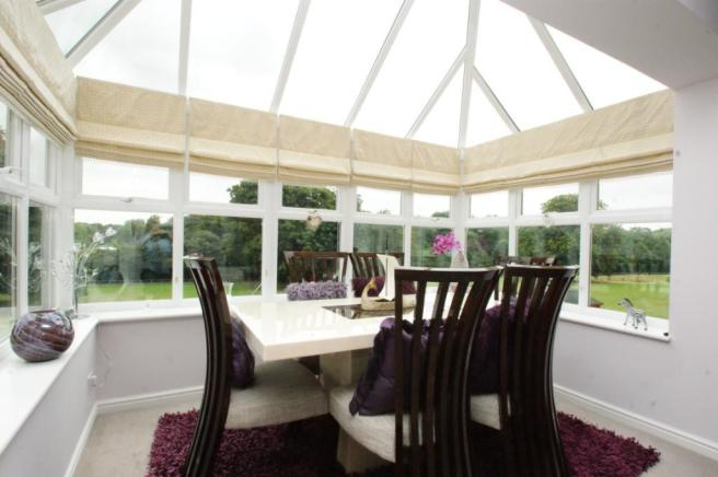 Dining/Conservatory