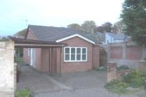 2 bed Detached Bungalow in Bungalow, rear of...