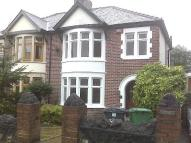 3 bedroom semi detached home in Allensbank Road, Cardiff...