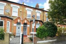 Terraced property in Franche Court Road...