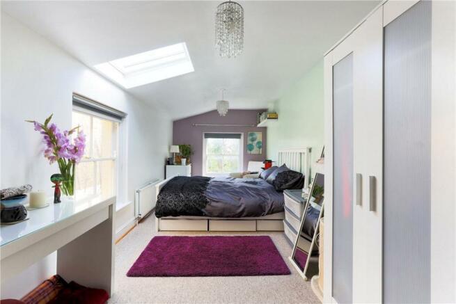 E3 House: Bedroom