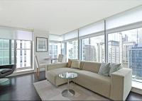 Flat for sale in Pan Peninsula Square...