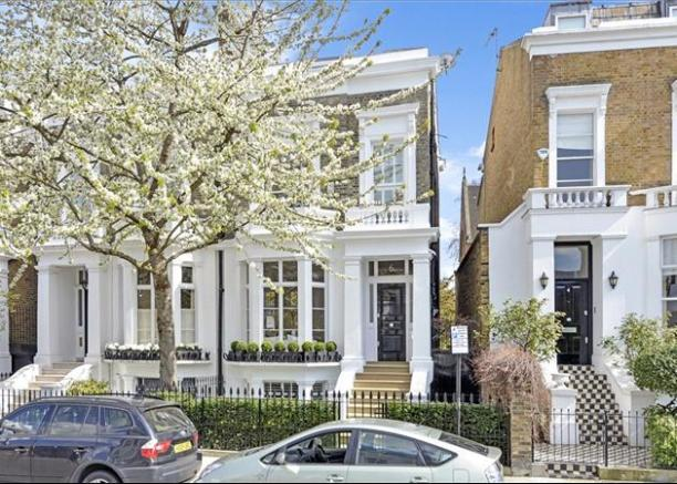 4 Bedroom House For Sale In Elm Park Road Chelsea London SW3