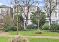 semi detached home in Carlyle Square, Chelsea...