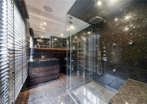His Shower Room