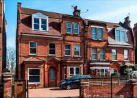 semi detached home in Arkwright Road...
