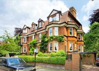 semi detached home in Hampstead Square...