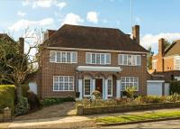 Detached home in Winnington Road...