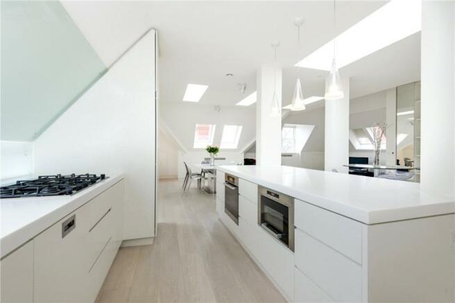 Hampstead: Kitchen