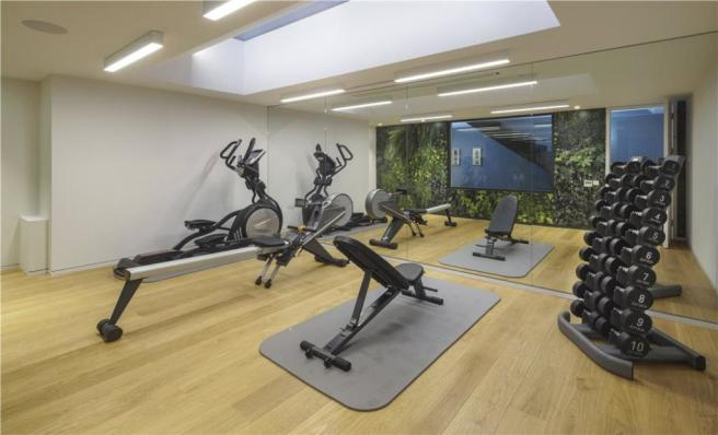 Hampstead: Gym