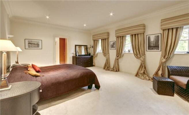Highgate: Bedroom 2