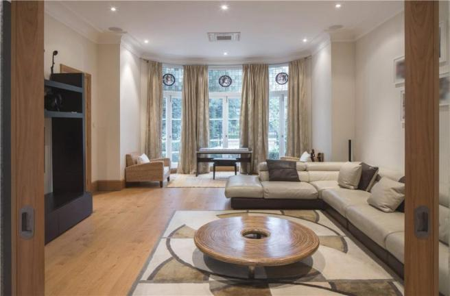 Living Room, Nw3