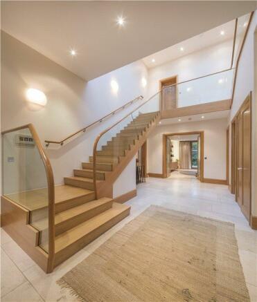 Hampstead: Hallway